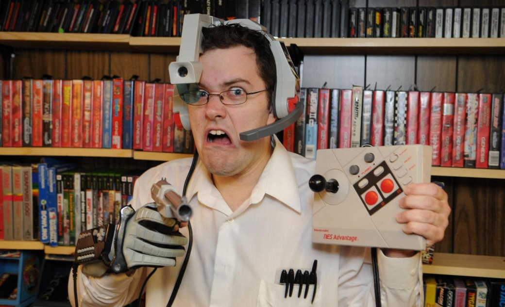 Angry Video Game Nerd пересказал историю «Охотников за привидениями 3» - Изображение 1