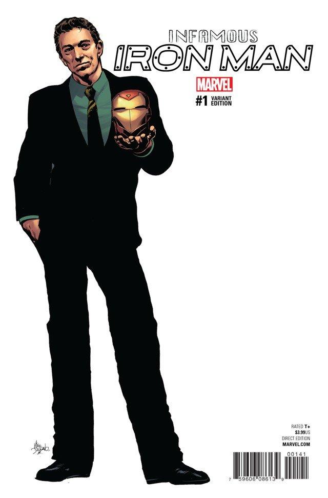 Marvel, завязывай! Соктября Железным Человеком станет Доктор Дум. - Изображение 4