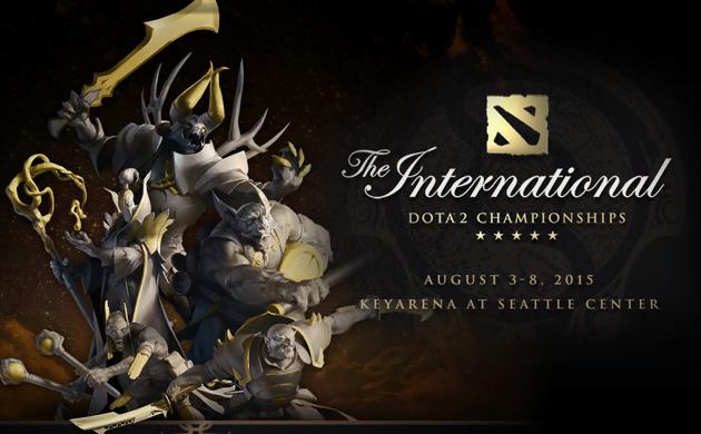 The International 2015. День 2 - Изображение 1
