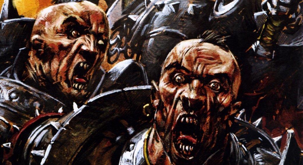 Самые крутые комиксы по Warhammer 40.000. - Изображение 7