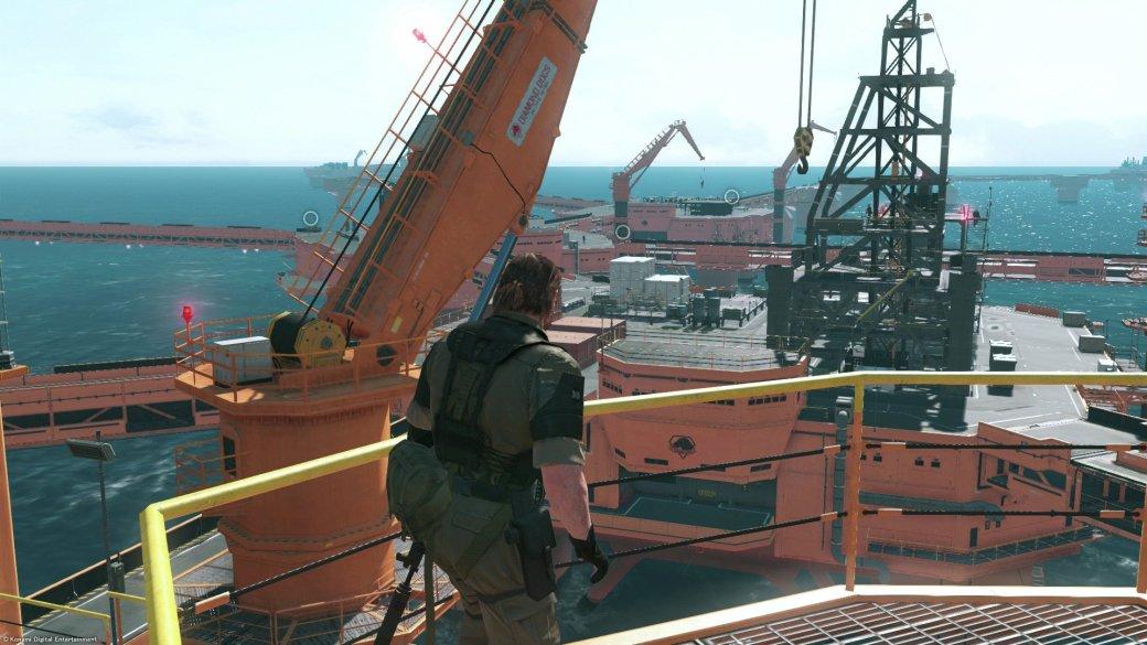 MGS5: Konami запустила MGO и начала продавать страховку в FOB - Изображение 1
