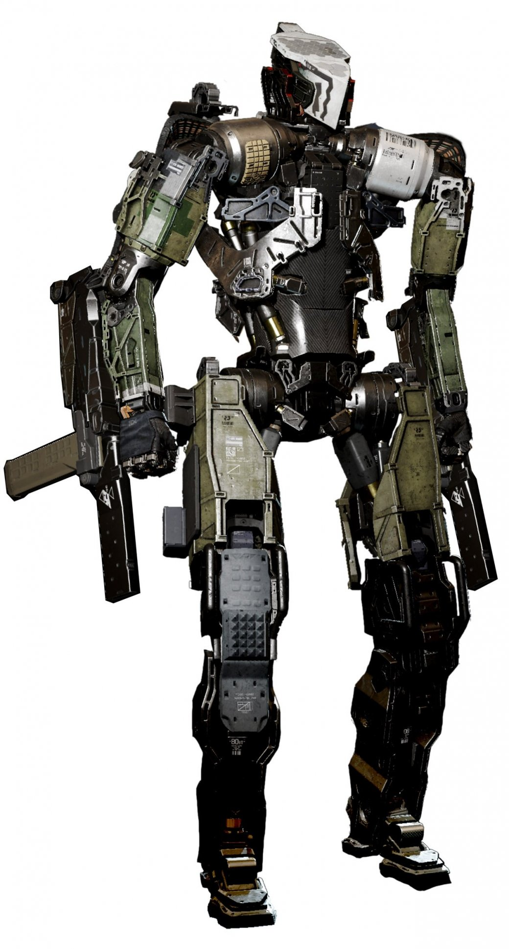 Классы вмультиплеере Call ofDuty: Infinite Warfare - Изображение 7