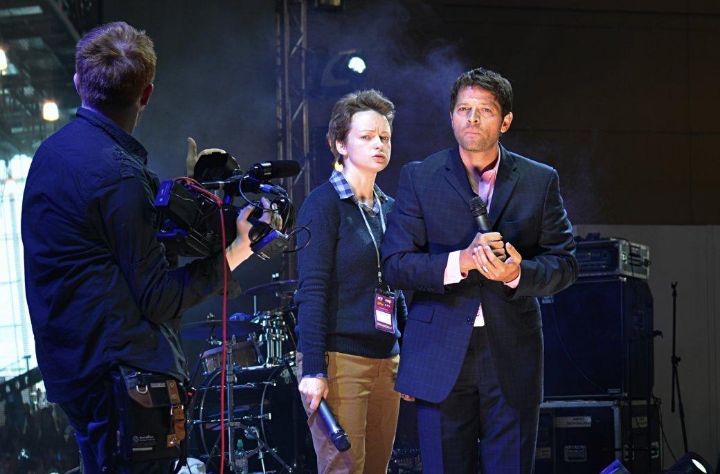 Фотоотчет с «Игромира» и Comic Con Russia, день 1 - Изображение 38