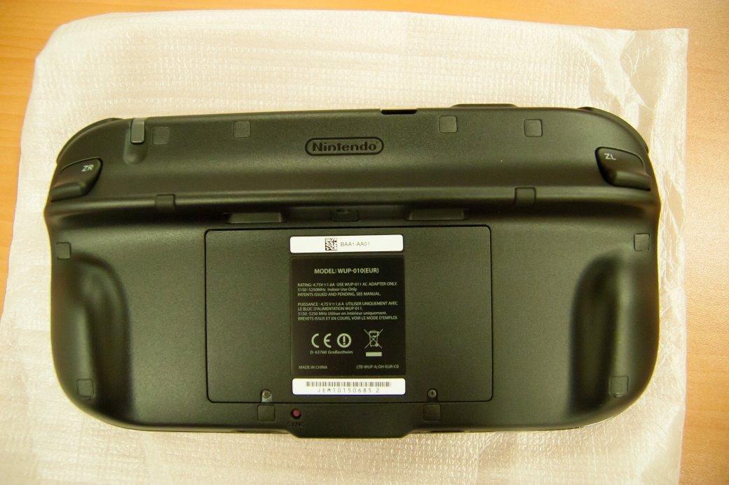 Неделя Nintendo на Канобу! Анбоксинг консоли Wii U - Изображение 11
