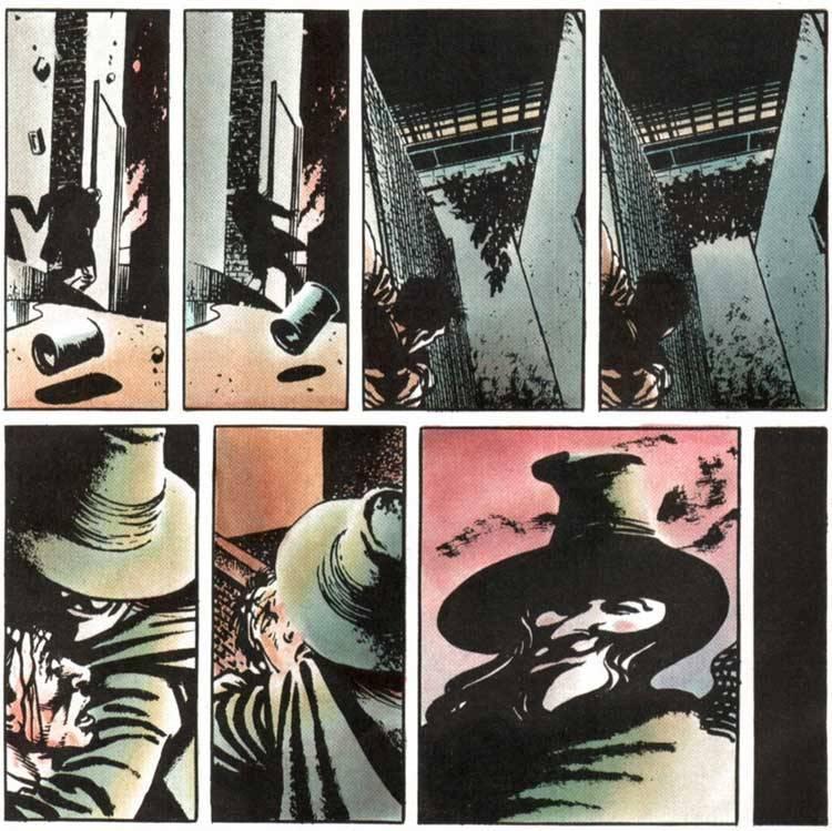 Комикс недели: V for Vendetta - Изображение 4