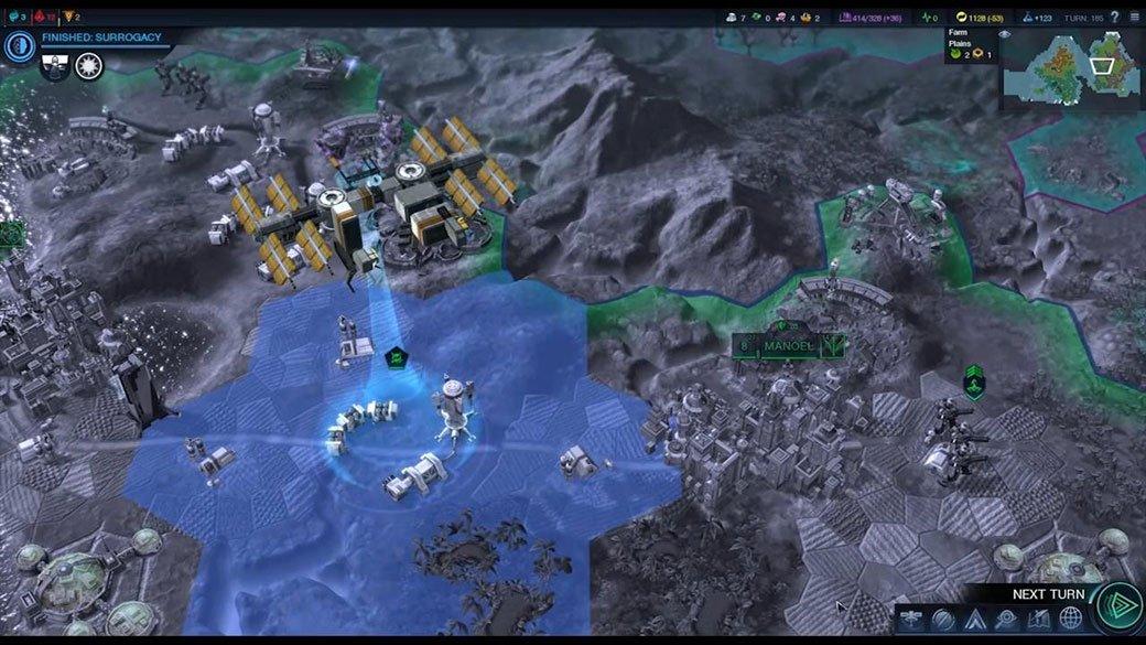 Civilization: Beyond Earth. Хороша, но не в масштабах космоса - Изображение 6