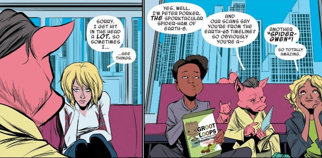 Лучшее в комиксах за неделю: Искусственный Тони Старк и Тор без молота - Изображение 12