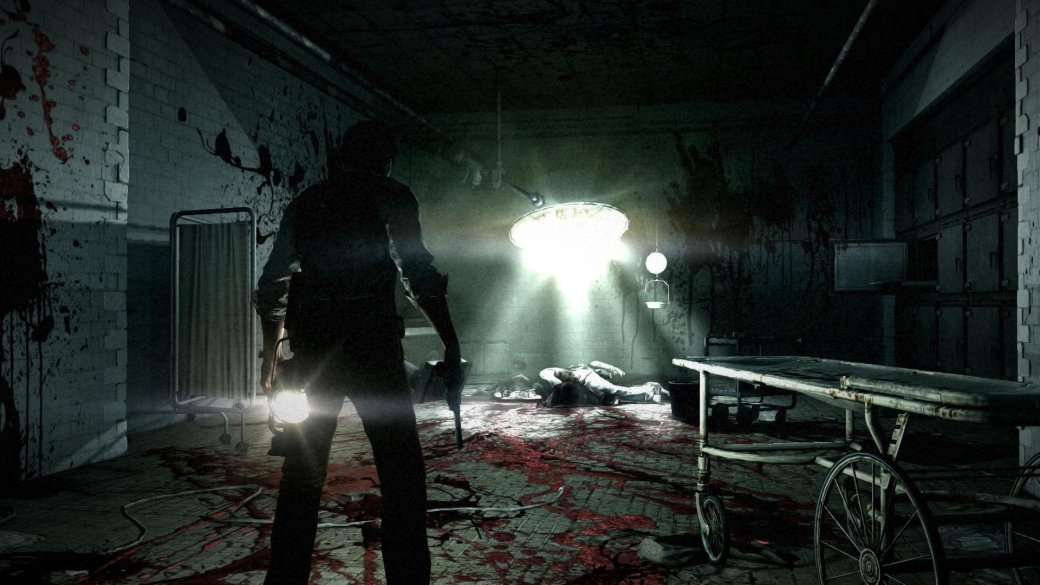 The Evil Within: грязь как художественный метод - Изображение 5