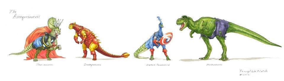 Галерея вариаций: Мстители-женщины, Мстители-дети... - Изображение 188