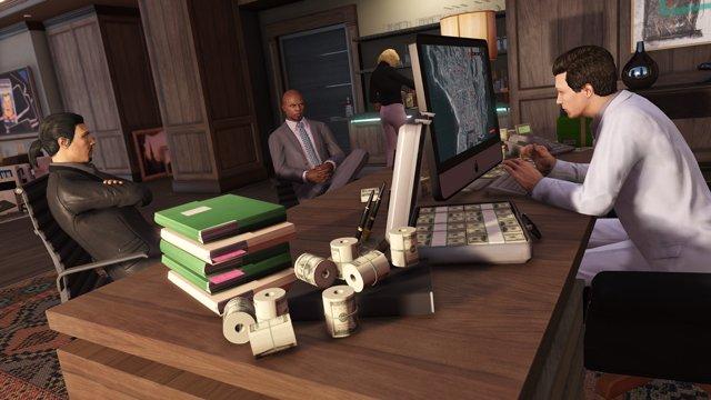 GTA Online скоро получит еще одно бесплатное обновление. - Изображение 1