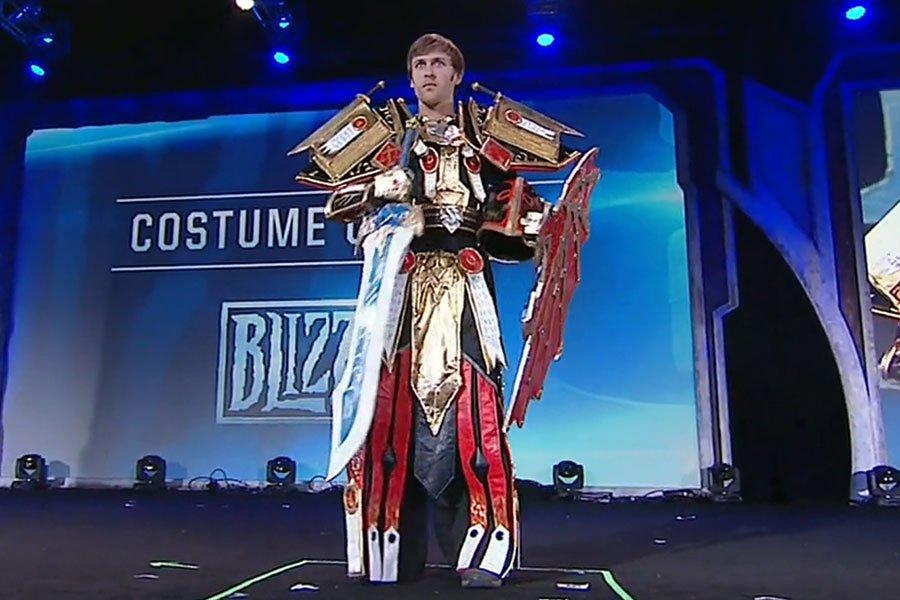 BlizzCon 2014. Конкурс костюмов - Изображение 78