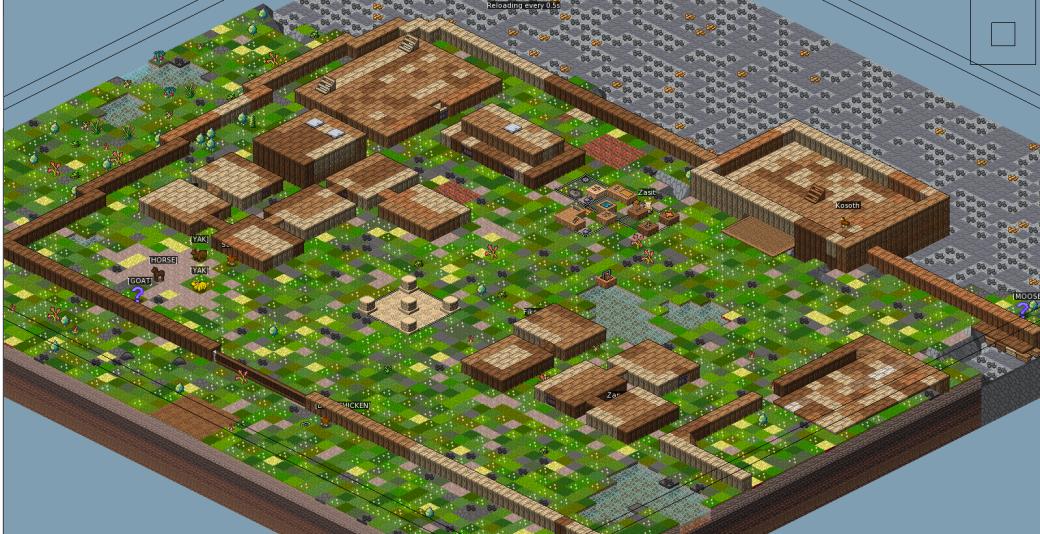 Dwarf Fortress подарили третье измерение - Изображение 1
