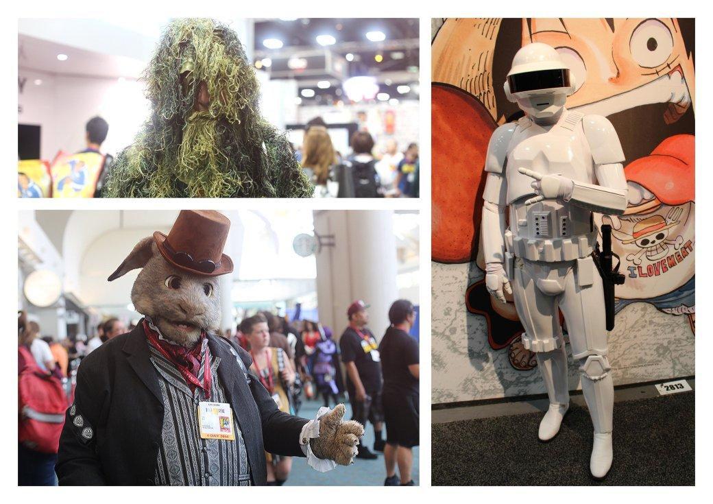 Косплей Comic-Con - Изображение 34