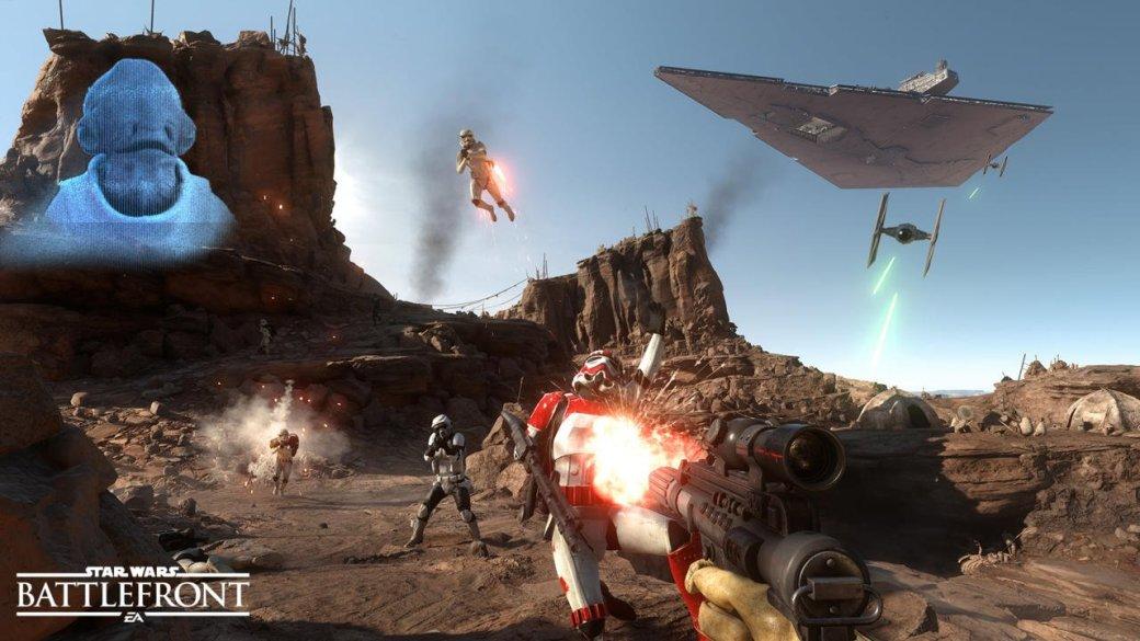 Star Wars Battlefont VR будет сильно отличаться от обычной версии  - Изображение 1