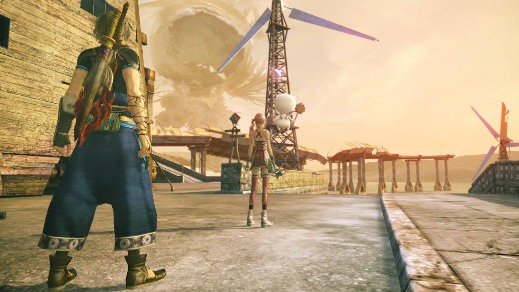 Рецензия на Final Fantasy 13-2 - Изображение 1