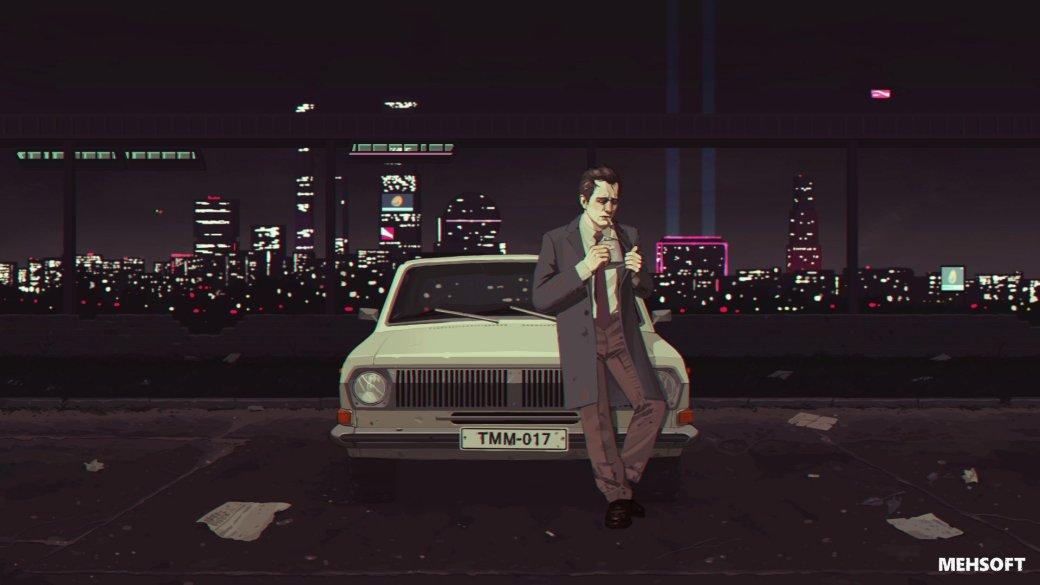 Студия Мэддисона Mehsoft анонсировала игру «Ртутный человек» - Изображение 1