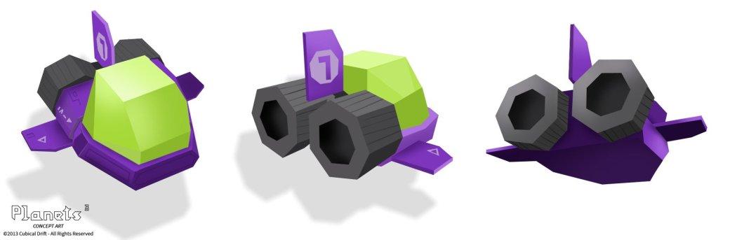 Гость с Kickstarter: Planets³. - Изображение 14