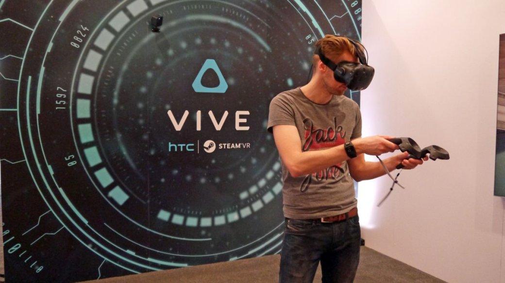 Треть работников Valve работает над виртуальной реальностью - Изображение 1
