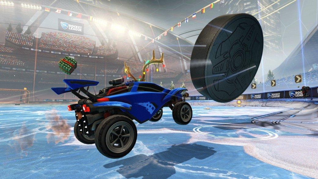 День снега в Rocket League: хоккей на льду и праздничные предметы - Изображение 1