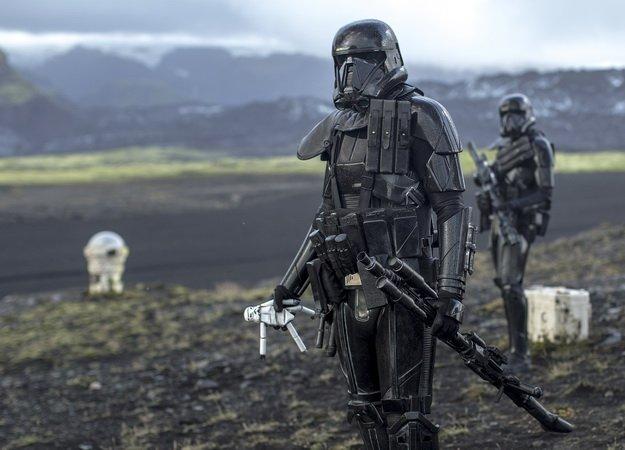 Рецензия на «Изгой-один: Звёздные войны. Истории». - Изображение 9