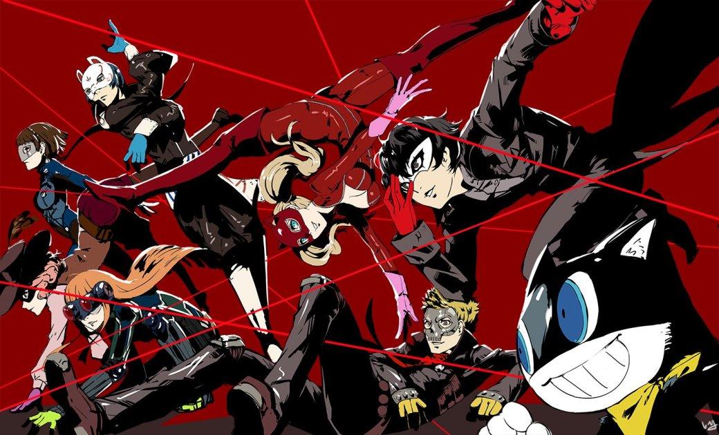 Persona 5 привела критиков ввосторг - Изображение 1