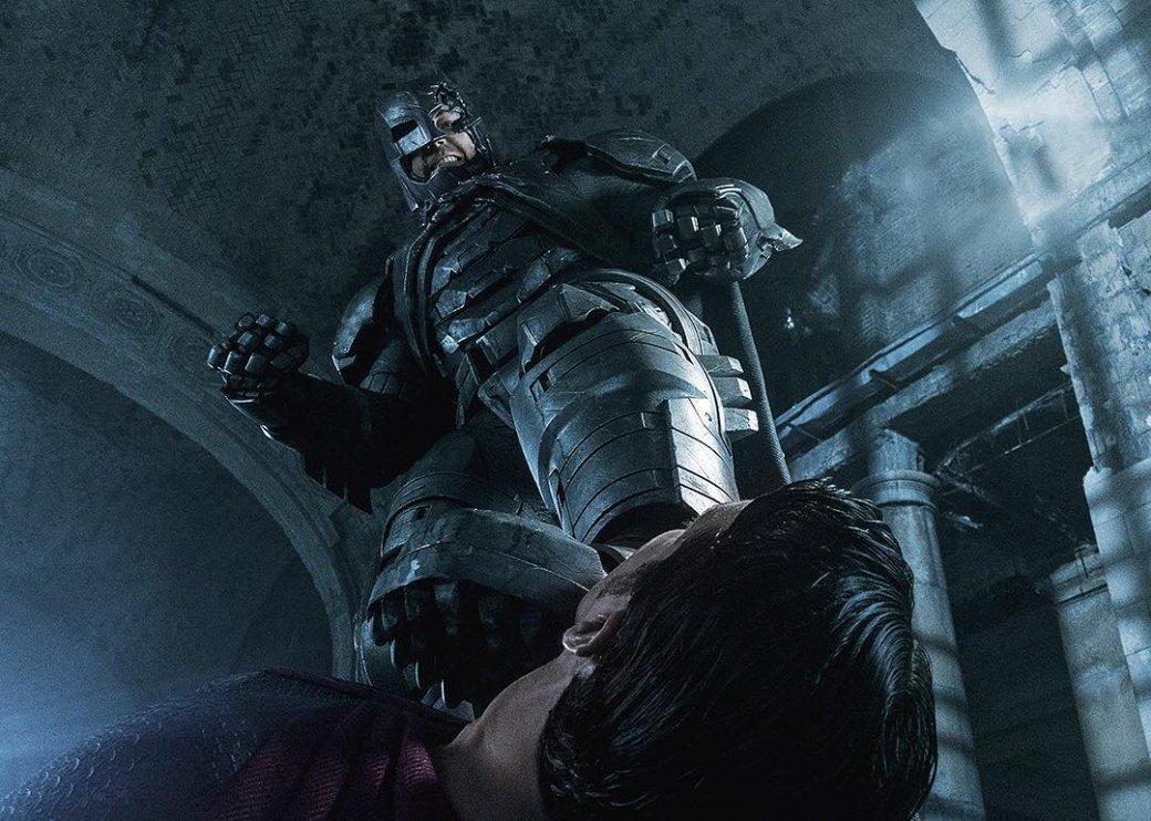 «Бэтмен» с Беном Аффлеком начнут снимать весной 2017-го - Изображение 1