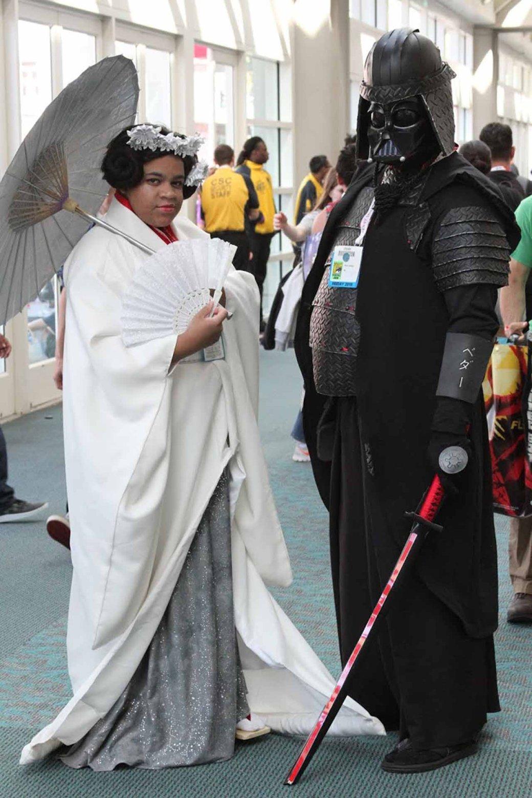 Лучший косплей Comic-Con 2015 - Изображение 76