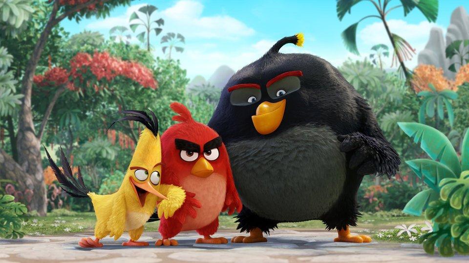 Angry Birds заговорит голосом Тириона в полнометражном мультфильме. - Изображение 1