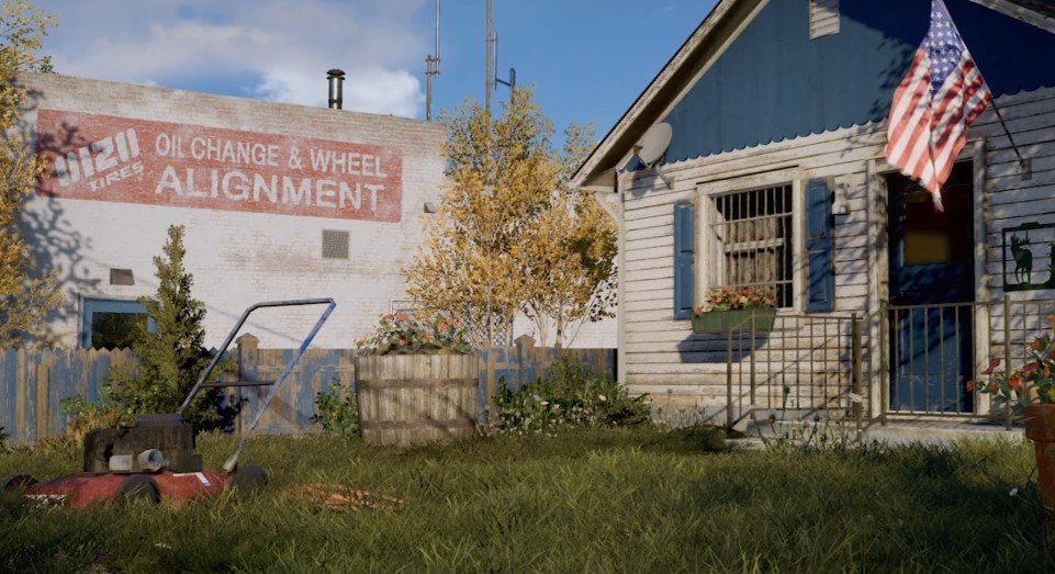 Выглядит круто. Разбираем анонс Far Cry5. - Изображение 10