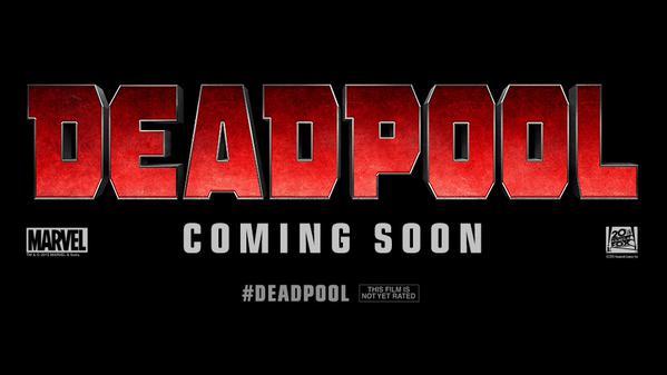 Первый взгляд на костюм главного героя и лого фильма «Дэдпул» - Изображение 1