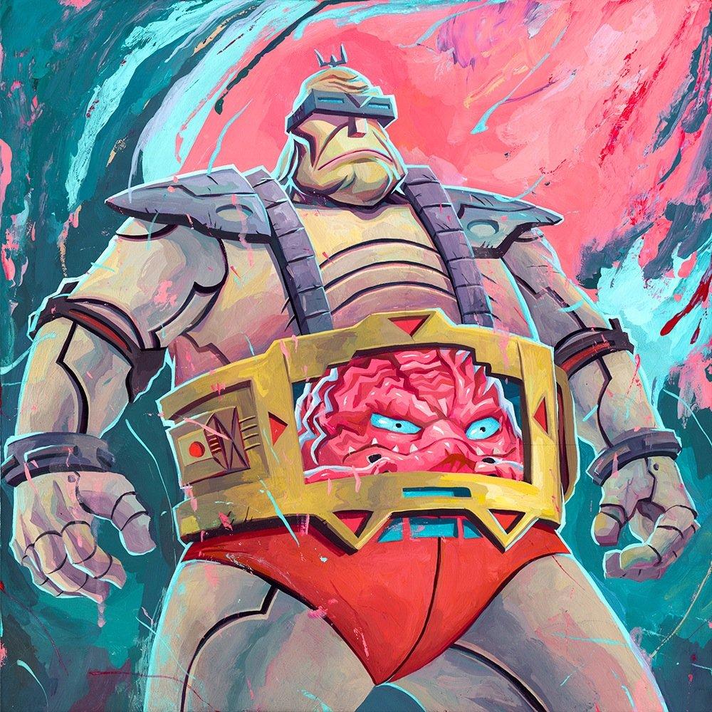 В «Черепашках-ниндзя 2» будет Крэнг - Изображение 3