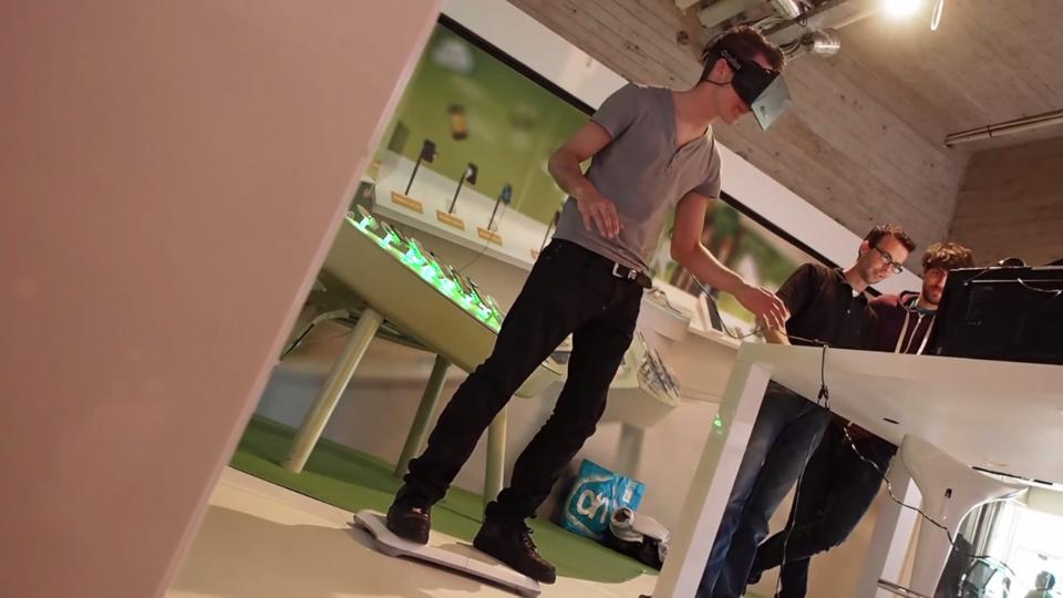 Для Oculus Rift придумали еще один симулятор ховерборда  - Изображение 1
