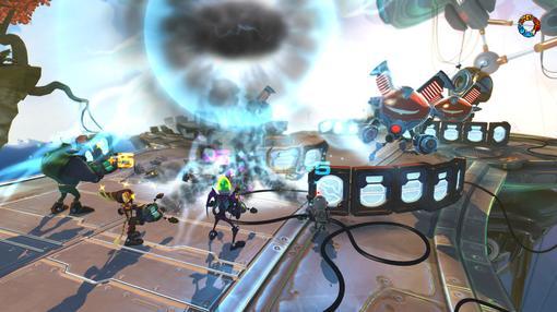 Рецензия на Ratchet and Clank: All 4 One - Изображение 4
