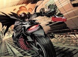 Batman New 52 – «рок-опера в стиле хеви-метал»