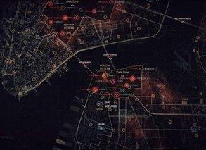 Карта The Division на деле оказалась весьма внушительной