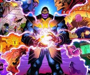 Кто такой Король Танос ичего ждать отвстречи безумного титана ссобой избудущего?