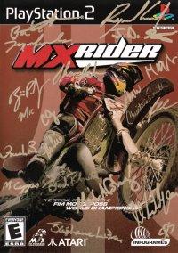 MX Rider – фото обложки игры