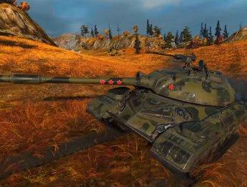 World of Tanks. Обзор обновления 9.22