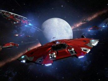 Космические игры с открытым миром