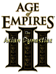 Age of Empires 3: The Asian Dynasties – фото обложки игры