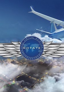 Rotate – Professional Virtual Aviation Network