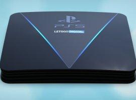 PlayStation 5: в сети опубликованы новые неофициальные рендеры консоли Sony