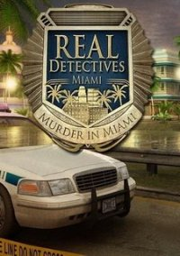 Real Detectives: Murder in Miami – фото обложки игры
