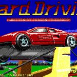 Скриншот Hard Drivin' – Изображение 1