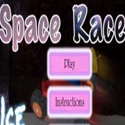 SpaceRace – фото обложки игры