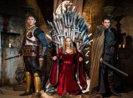 Неустроил 8 сезон? Советуем отличные пародии на«Игру престолов» сболее ярким финалом (18+)