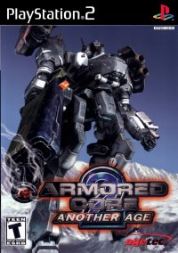 Armored Core 2: Another Age – фото обложки игры