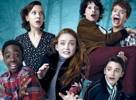 Звезды «Очень странных дел» веселятся насъемках третьего сезона. Затишье перед бурей?