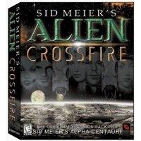 Sid Meier's Alien Crossfire – фото обложки игры