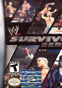 WWE Survivor Series – фото обложки игры